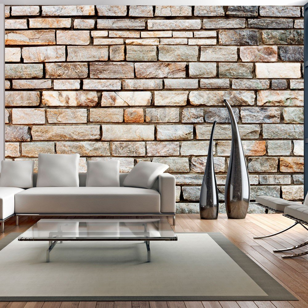 Wallpaper Brick Puzzle 3d Wallpaper Murals Uk