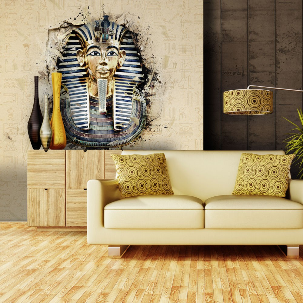 Wallpaper - Dignified Pharaoh - 3D Wallpaper Murals UK